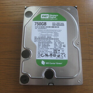 WD Western Digital Green 750GB H...