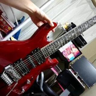 7弦 ギター フロイドローズ