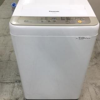 中古 極上美品 パナソニック 全自動洗濯機 6㎏ ステンレス槽 ...