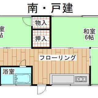 戸建・アパートの賃貸物件、4件あります。間借りされる方募集中です!