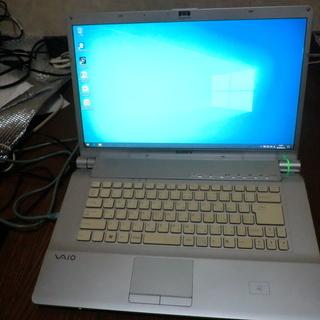 VAIO VGN-FW72JGB ブルーレイ SSD