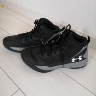 バッシュ24.5cm&バスケットボール