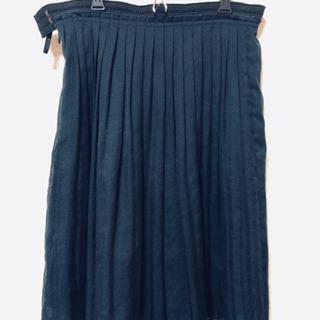 ノーリーズのソフトプリーツスカート