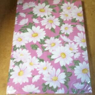 ☆花柄のかわいい布団シーツ 薄紫に白いお花 お布団を快適な空間に...