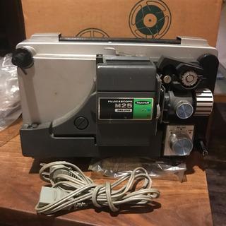 FUJICA SCOPE M25 8ミリ映写機