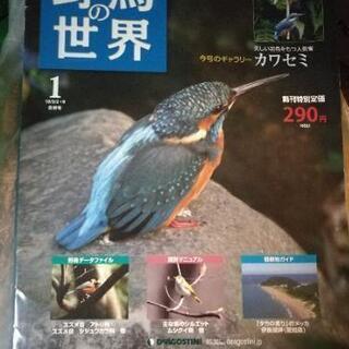 デアゴスティーニ 週間 野鳥の世界
