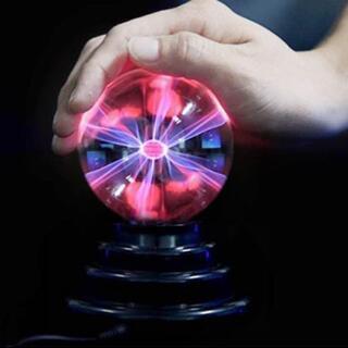 【イベントや部屋の装飾に!】新品未使用!USBプラズマライトボール