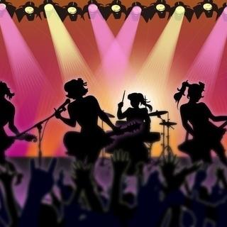 ガールズバンド結成につきましてメンバー募集します!(プロ志向です)