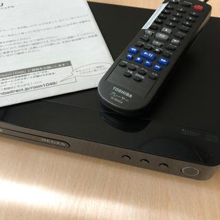 東芝DVDプレーヤー SD-410J