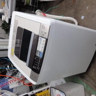 南613 日立 洗濯機 乾燥機能付き 8KG BW-D8MV