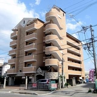 ペットOKの鉄筋コンクリートマンション♪