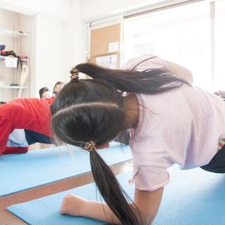体験無料!幼児〜小学3年生対象の体幹トレーニング&ストレッチ教室の募集!