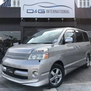 平成18年式 トヨタ ヴォクシー 煌 車検2年付き・自動車…