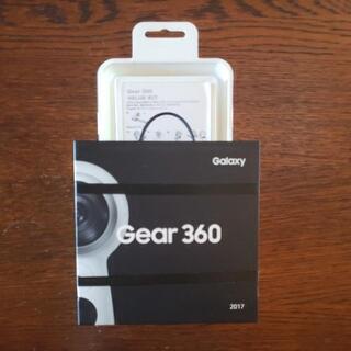 新品未開封 SAMSUNG Gear 360