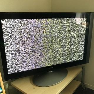 日立WOOO 42型テレビ