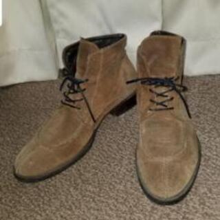 イタリア製ブーツ