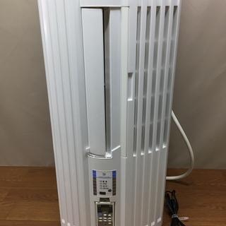 TOYOTOMI 窓用エアコン ホワイト TIW-A160B(W)