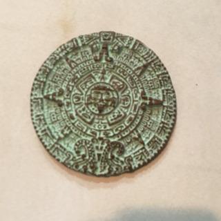 マヤ文明の暦 メキシコ土産