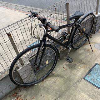 引き取り限定 クロスバイク