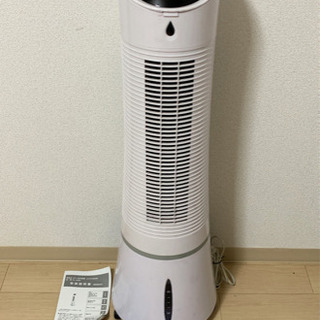 REAL LIFE JAPAN タワー型冷風扇 RL-1002R...