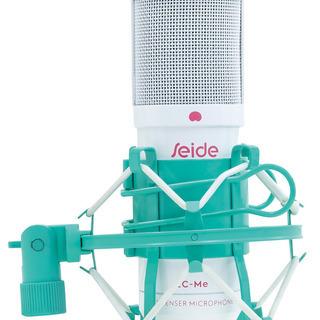 SEIDE(ザイド)コンデンサーマイクEC-Meホワイト 新品