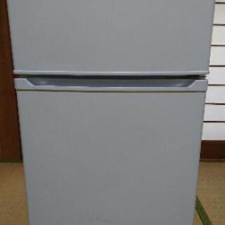 2017年製  冷蔵庫   90L *引き取り限定*