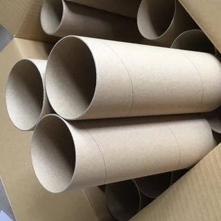 DIYなどにどうぞ☆ 紙の筒 紙管 15本  長さ約22cm 直...