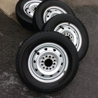 タイヤ スタッドレス 三分山 145/80R12 軽ワゴンなどに!