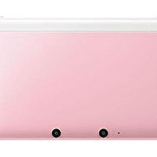 【美品】 ニンテンドー 3DSLL 本体  ピンク×ホワイト  ...