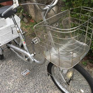 36.三輪自転車(スイングタイプ)
