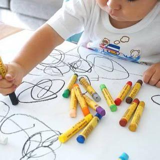 自由に絵を描く教室