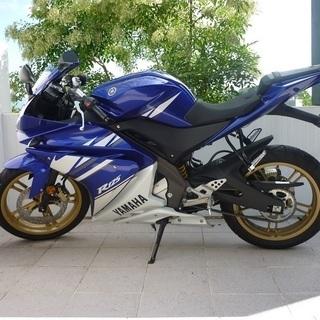 YZF R125 走行少ない そこそこ綺麗なバイク  ★早い者勝...