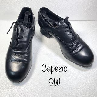 【Capezio 】カペジオ タップダンスシューズ    9W ...