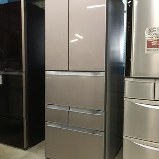激安!大型冷蔵庫 556L 東芝 2013年製 ノンフロン冷凍冷...