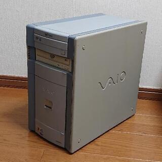 ジャンク品 SONY VAIO PCV-RX72K