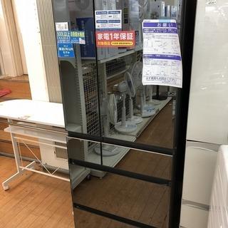 安心6ヶ月保証!パナソニックのミラーガラスタイプ冷蔵庫