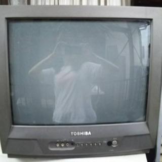ジャンク品 ブラウン管テレビの画像