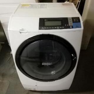 [日立]  ドラム式洗濯乾燥機(10kg/6kg) 2014年製...