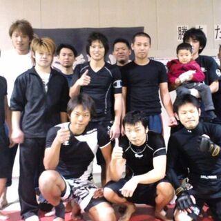 仙台で活動中の総合格闘技団体オーガフィスト