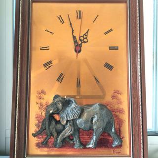 高級感のある壁掛け時計