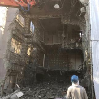 福島県大熊町での解体作業員募集