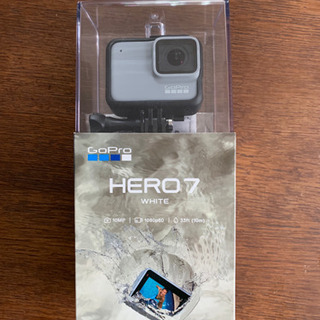 値下げ!GoPro HERO7 White