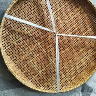採集・乾燥籠・未使用品