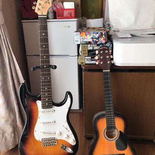 エレキギターとアンプにあります