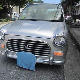 ダイハツ ミラジーノ 希少車 、内装とてもきれい 値下げしました