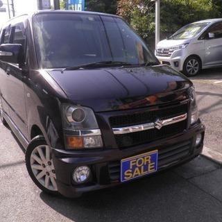 【神奈川県厚木市金田】 H18年 スズキワゴンR RR-Sリミテッ...