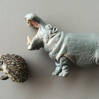 schleich シュライヒ 動物フィギュア 2体セット