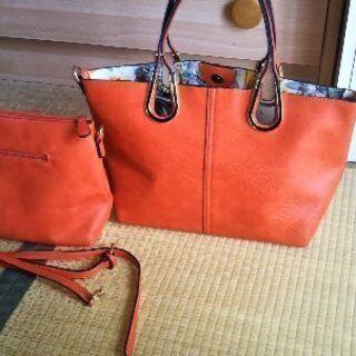 女性物ハンドバッグ