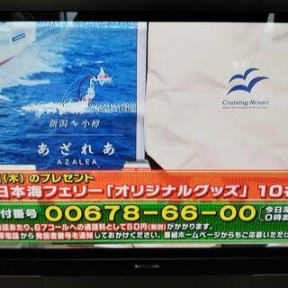 プラズマカラーテレビ HITACHI WOOO 37型