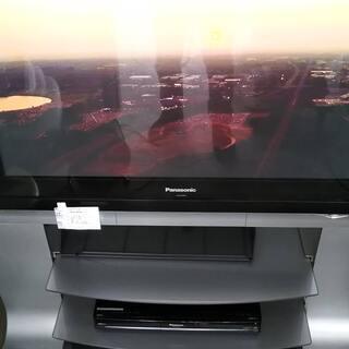 プラズマカラーテレビ テレビ台一体型 Panasonic 37型